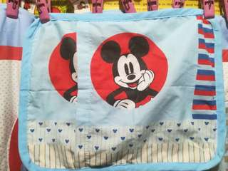 🔴REDUCED PRICE 600 php Mickey Mouse Complete Beddings