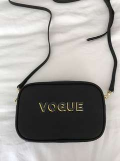 New Leather Vogue bag