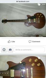 Epiphone Studio (Restored)