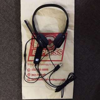 Plantronics A628 USB Headset with Mic