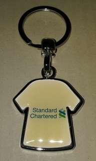 Standard Chartered / Liverpool Key Chain