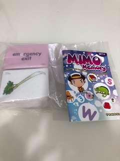 Shichida Tensai Mimo Memory Set A