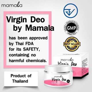 Virgin Deo by Mamala