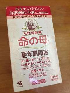 小林製藥命之母A 840粒 (更年期症狀)