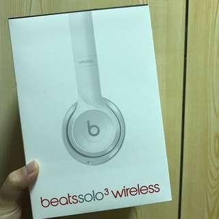 🚚 Beats solo 3