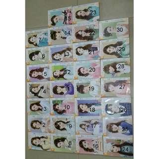 收藏小说 迷妳裙 女孩书 Mini Girl Book Popular!