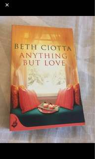 (NEW) Anything but love - Beth Ciotta