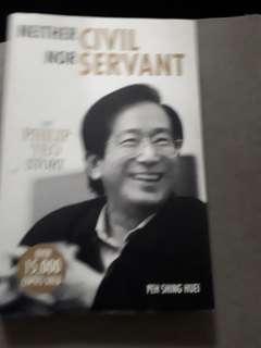 Rent philip yeo book at $5 per week