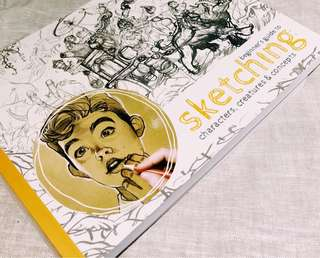 Beginner's Guide to Sketching by 3dtotal Publishing