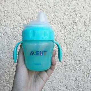Bundle avent toddlers training cup