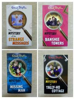 Enid Blyton Collection