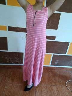 Preloved dress panjang