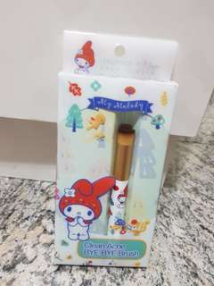 Brand new My Melody Clean Acne Bye-bye facial brush