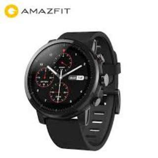 Xiaomi Amazfit 2 - Stratos Smart Watch with GPS & Heart Rate Monitor