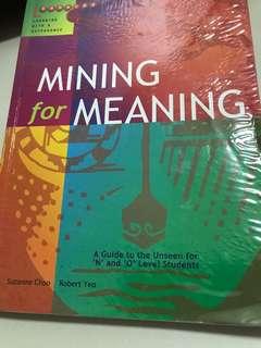 Literature text book