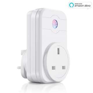 65. Wi-Fi Smart Plug (2 pieces)