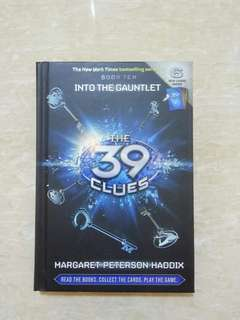 The 39 Clues - Into the Gauntlet