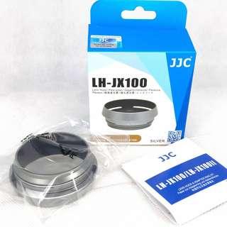 JJC LH-JX100 Chrome Hood for Fuji X100 (BRAND NEW)