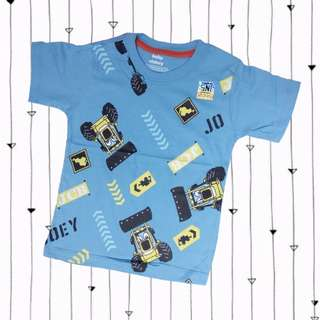 Kaos baby victory size label 3t