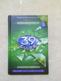 The 39 Clues - One False Note