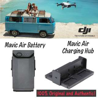 DJI Mavic Air Battery/ Charging Hub/100% Authentic!/ Local Warranty!