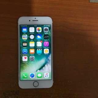 2nd iphone 6s 16gb rose gold EX inter ori bisa tt alltype hp