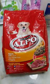 Alpo Adult Lamb & Vegetable flavour