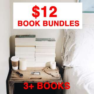 Dirt Cheap Book Bundles