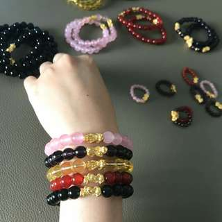 In-stock 999 Single Pixiu Bracelet