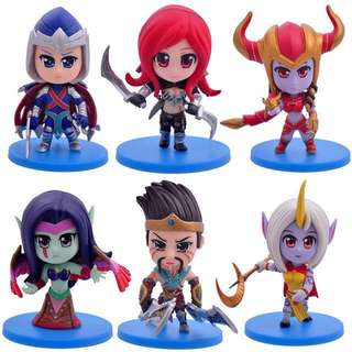 League of Legends Chibi figure