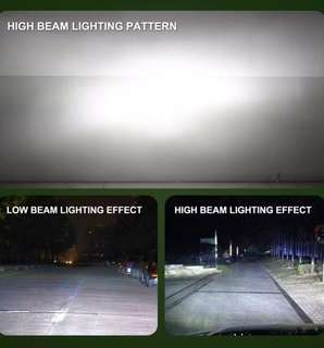 LED HEADLIGHT / LED FOG LIGHT