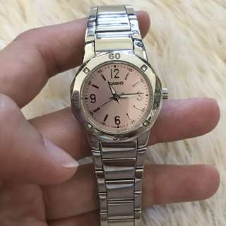 Casio woman watches