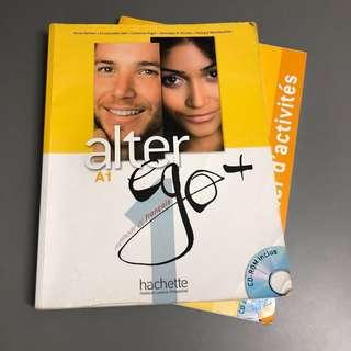 Alter Ego + LF9001/LF9002/LF9003