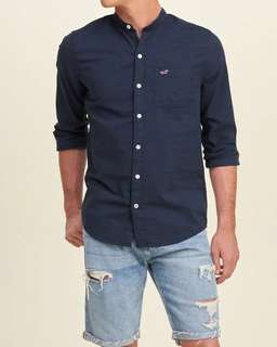 (全新New) Hollister Shirt