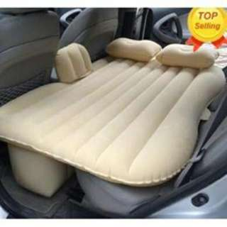 High Quality Car Air Bed Inflatable free 2 pillow and pump