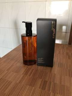 Cleansing oil (brand new)