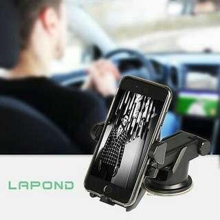 Grip car handphone holder