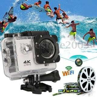 Ultra HD 4K 1080P WiFi Sport DV Action Camera