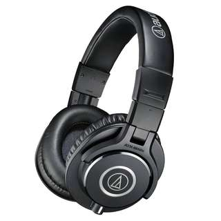 RUSH! - Audio-Technica ATH-M40x - Professional Grade Monitor Headphones