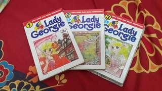 Komik Lady Georgie by Yumiko Igarashi