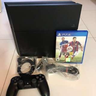 WTS- PS4 1TB + Fifa 15