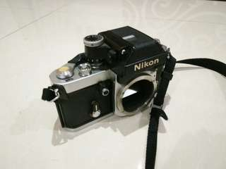 Nikon f2 A photomic DP 11 ( NEGO )