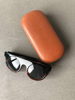 KOMONO Leopard Sunglasses 豹紋太陽眼鏡