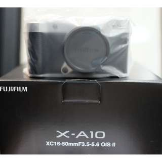 Fujifilm XA10 Kit XC 16-50mm f/3.5-5.6 OIS II Resmi Kredit Dp 500Rb Wa;081905288895