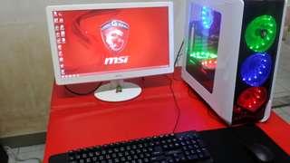 Core i7 2600 3.4 gaming desktop