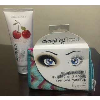 Face Cleanser Bundle