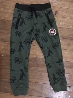 BNEW H&M jogger pants (5-6y)