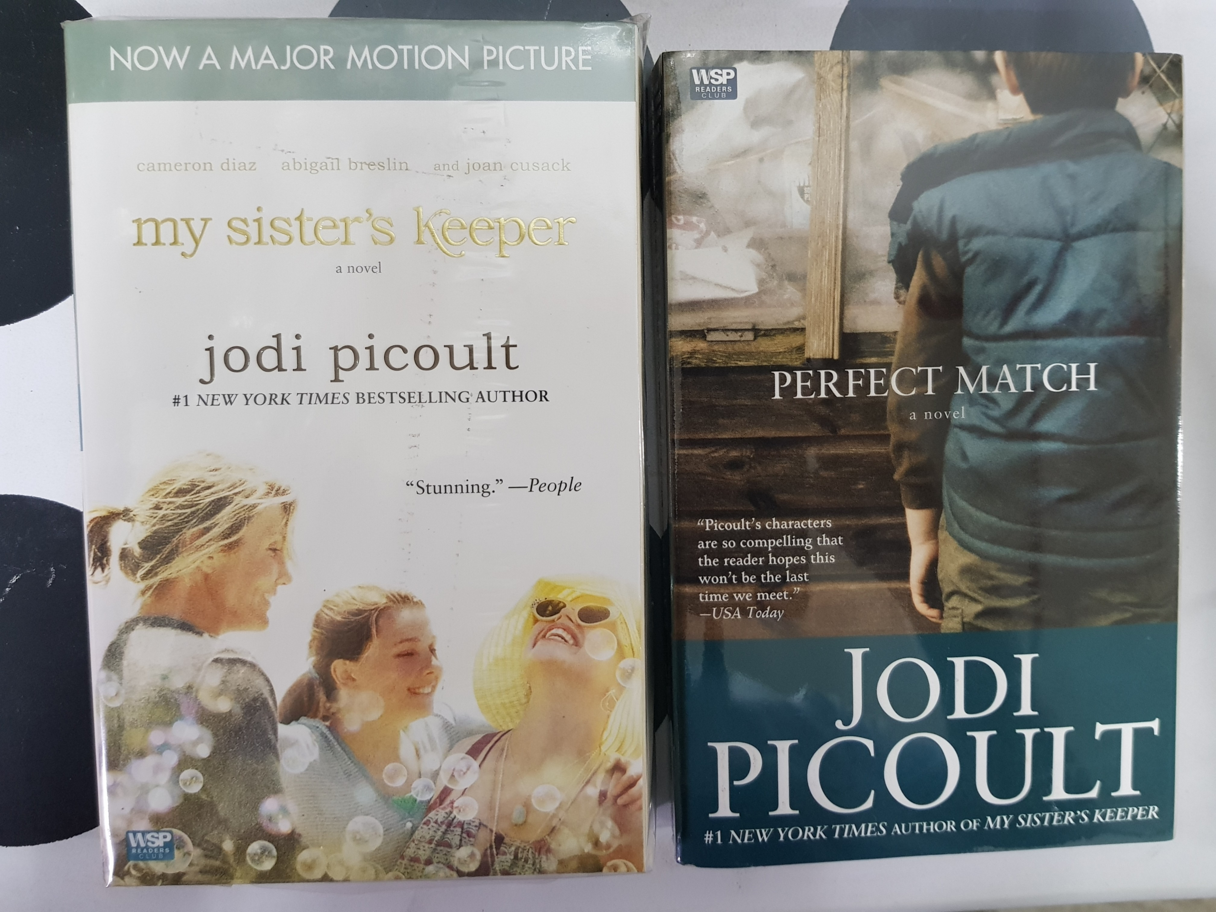 an analysis of the sensitive topics in my sisters keeper by jodi picoult Share my sister's keeper: a novel by jodi picoult.