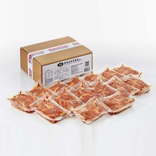 costco線上代購 #117585 大成冷凍醬燒蒜味雞腿排(微辣) 6.6公斤