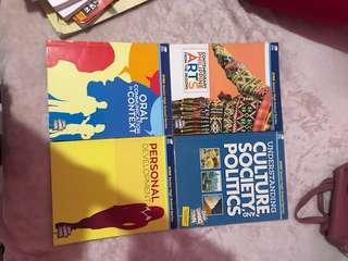 Books for Senior high